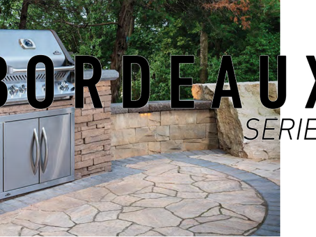 Product Spotlight - Belgard (Bordeaux Series - Outdoor fire)
