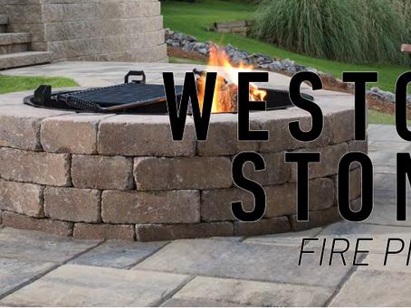 Product Spotlight - Belgard (Weston Stone - Fire Pit)