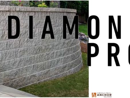 Product Spotlight - Belgard (Diamond Pro - Retaining Wall)