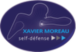 Self-défense Angoulême, logo de Xavier Moreau coach certifié