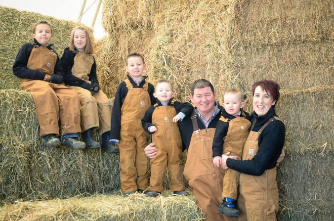 Finding a happy ending on the farm - Brianne Brown