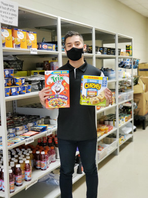 Barb Food Mart opens new pantry for students at DeKalb High School