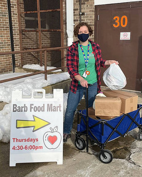 Barb Food Mart to move from Huntley Middle School to Chesebro
