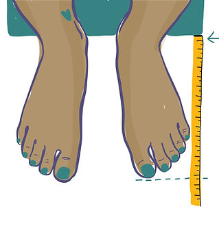 Sidesaddle-measure feet.jpg