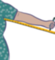 Sidesaddle - measure arm- with pen.jpg