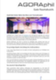 Agoraphil_Blogartikel Raumakustik_#27 - Was hat DER gesagt? - Akustik in Konferenzräumen  Herzlich Willkommen zu meinem Podcast zum Thema Wohnpsychologie!    Andere Anforderungen, andere Lösungen. Ich habe Manfred Hillebrandt von AGORAphil - Gute Raumakustik erneut zu Gast und kitzele aus ihm heraus, was man bei der Akustik in Seminar- und Konferenzräumen beachten muss.      