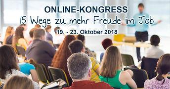 Online Kongress - 15 Wege zu meh Freude im Job - WohnDICH - Regne Rauin im Interview - Wie wär's mal mit nem Schaf?