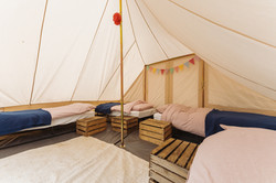 Bell tent for children or friends