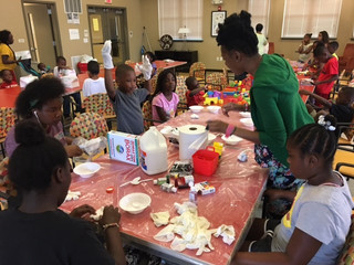 Fairgounds Summer Lunch Program