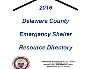 Delaware County Emergency Shelter Resource Directory