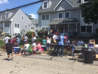 Radnor Unity Day at Highland Homes