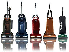 best selection, sebo, dyson, simplicity, lansing vacuum
