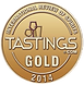 Sovrano Limoncello Gold award 2014.png