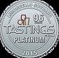 Sovrano Limoncello 2015 platinum medal.p
