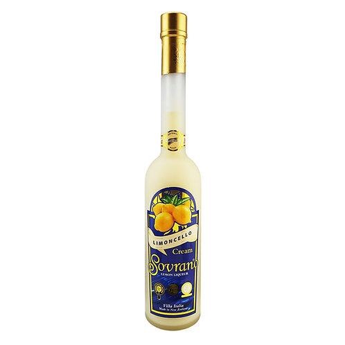 Sovrano Limoncello Cream