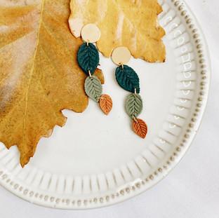 Autumn Dangles No. 3