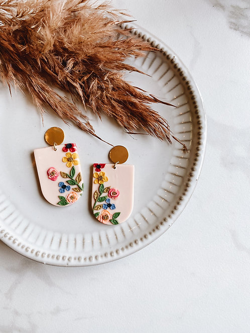 Pheobe Earrings - Cinque Terre