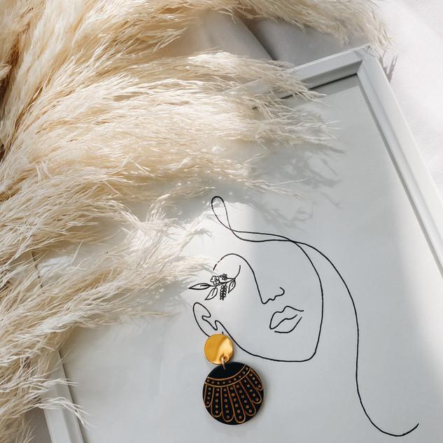 RBG Earrings 2