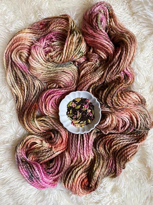 Colorway: Cardamom+Rose