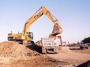 Backhoe Services in Sacramento CA