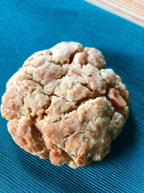 Erdnuss Cookie