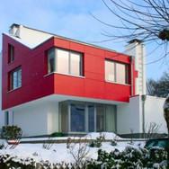 Wohnhaus Fassadensanierung