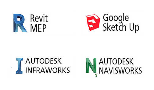 REVIT MEP,GOOGLE SKETCHUP,INFRAWORKS,NAVISWORKS TRAINING CENTER