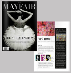 mayfair magazine London