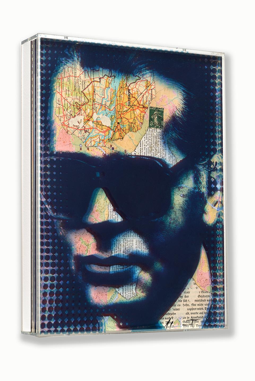 Karl Lagerfeld 9x12 artbox