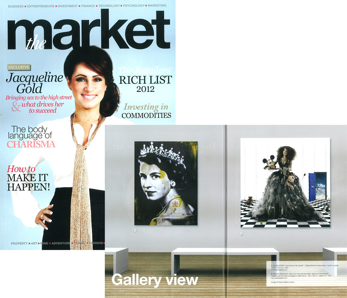 Market mag london summer 2012
