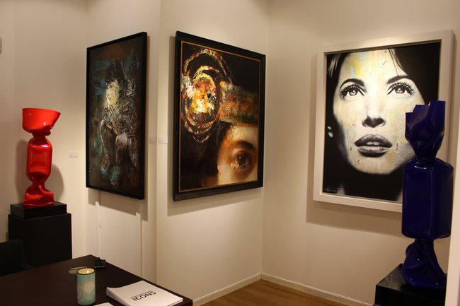 Show Oslo, Contemporary Icons 2013