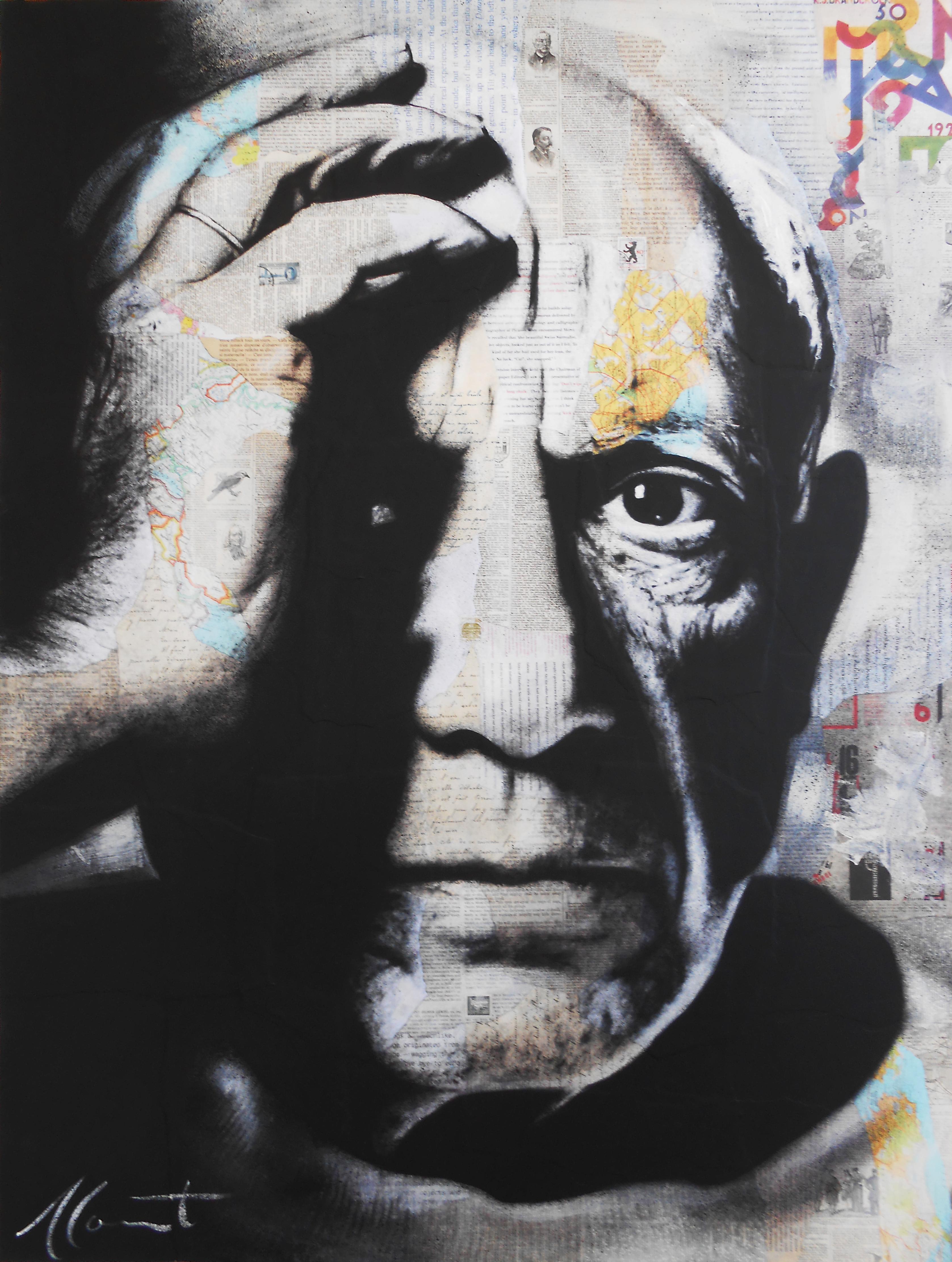 "Picasso 48""x36"""
