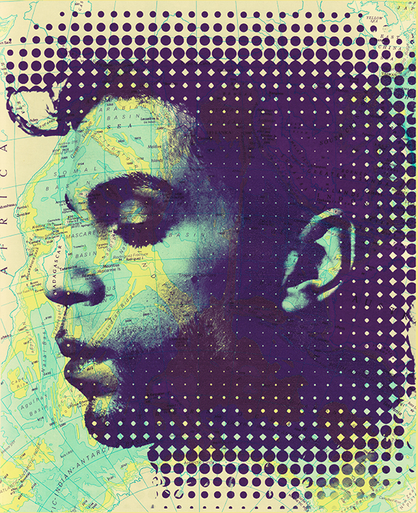 Purple rain 30x36-ed 10 on plexiglass
