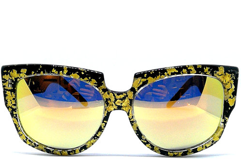 gold, oro, occhiali da sole, sunglasses