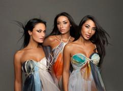 Stefania, Mara, Giorgia