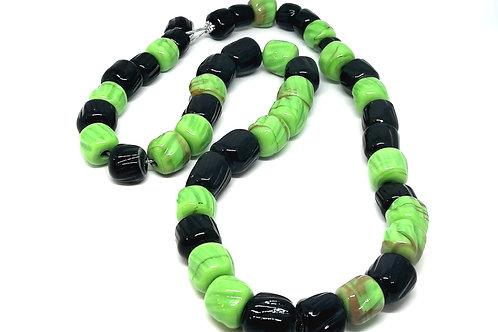 Necklace , Venetian Glass
