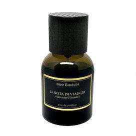 Meo Fusciuni - 3# nota di viaggio - Eau de parfum