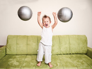 Fitness myths Part 3.                           Lifting weights will stunt your child's growth!