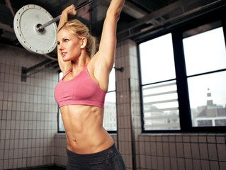 Fitness myths Part 2.                             Girls that lift weights get BULKY!