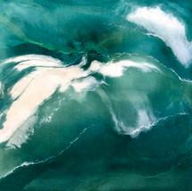 """Emerald Isle - 36"""" x 36"""" -  Sold"""