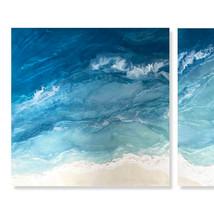 "Emerald Coast - 36"" x 36"" - Sold"
