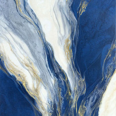"""Convergence -  30"""" x 40"""" - Available"""
