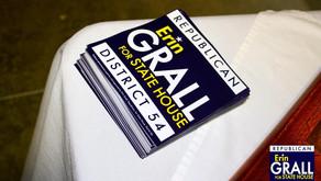 Erin Grall Adds Major Endorsement