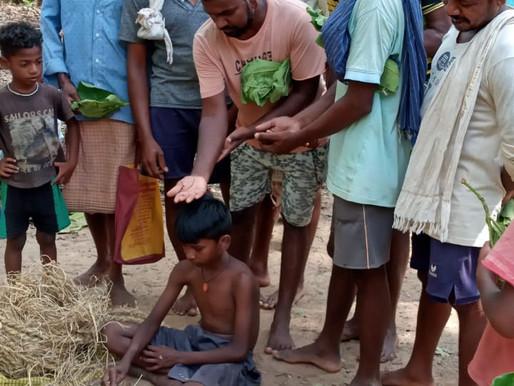 'गाँव बनऊमी': आदिवासी जीवन का एक पहलू यह भी - तेज प्रताप पिद्दा