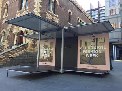 MELBOURNE FASHION WEEK RUNWAY