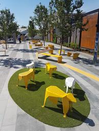 Crescent plaza