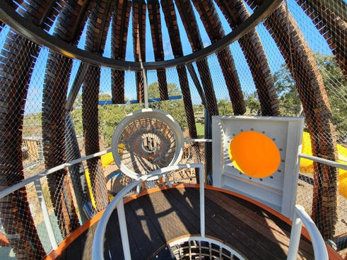 OLIVINE PLAY STRUCTURE