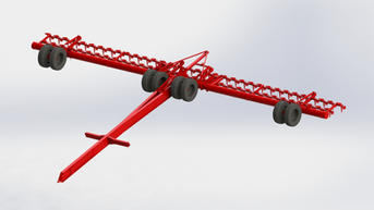 100ft Air Seeder Bar.JPG
