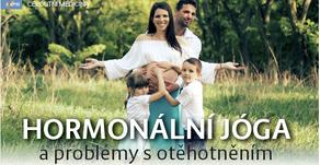 Hormonální jóga a problémy s otěhotněním