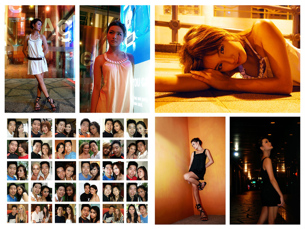 A particular shoot and some of the model friends I have made throughout the years